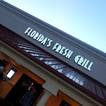 Florida Fresh Grill - highly recommend this excellent restaurant