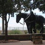 Centennial Land Run Monument, Oklahoma City, OK, Sep 2018