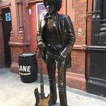 Phil Lynott Statue照片