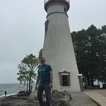 マーブルヘッド灯台の写真
