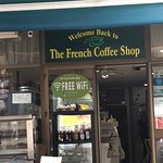 Bilde fra The French Coffee Shop