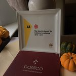 AA Rosette Awarded Italian Restaurant in County Galway