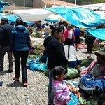 Foto Pisac Market