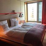25hours Hotel Zürich West Foto