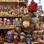 souvenir shop in the premise
