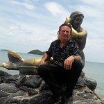 Foto de Mermaid Statue