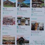 """Le guide touristique """"Jura lacs et petite montagne"""