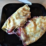 fruit crepes !
