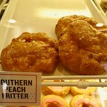 Southern Peach Fritters