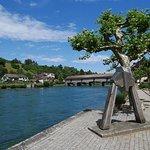 Photo de Rheinbrücke Diessenhofen–Gailingen