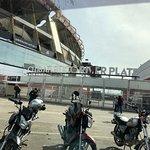 Estádio do River Plate!