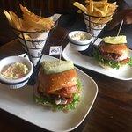 Foto de Fuego, Burgers and Barbecue Restaurant