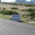 Signpost opposite