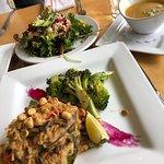 Foto van Leaf Vegetarian Restaurant