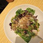Vegetarian Arugula Salad