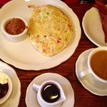 The Santa Fe Omelette
