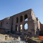 Bild från Basilica of Maxentius
