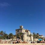 Foto Praia do Tamariz