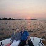 Perfect sunset!!