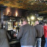 bar at Deacon Brodies