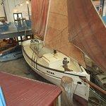 135 year old REWA boat