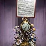 French clock, circa 1750