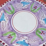 gorgeous hand made plates!!!