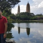 shadow of Pagodas