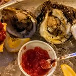 Oysters...SO good!