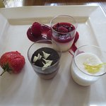 Small dessert