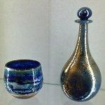 Adam Aaronson's gorgeous 'free-blown' glass ~ Timothy Hawkins Gallery