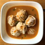 Chicken Jhol Momo