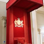 Throne, Banqueting House