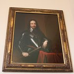 Portrait of Charles I, Banqueting House