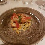 Scallop & Crab Starter