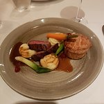 Roasted Loin of Venison