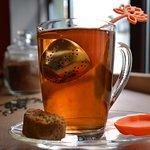 spory wybór herbat liściastych :)
