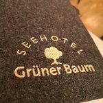 Photo of Restaurant im Seehotel Gruner Baum