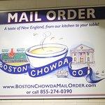 Billede af Boston Chowda