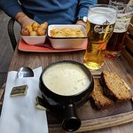 Seafood Chowder and Cottage Pie