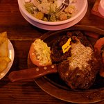 We strongly recommend the Prime Rib