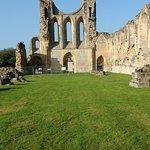 Bilde fra Byland Abbey