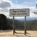 Map of Africa Viewpoint resmi