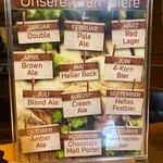 Seasonal beer rotation