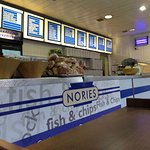 Inside Nories Chippie