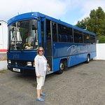Foto de Tantivy Blue Coach Tours