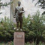 Statue, Khorog City Park