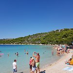 Foto de Podvrske Beach