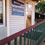 Foto di Boyd and Wurthmann Restaurant