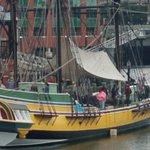 Boston Tea Party Ships & Museum Foto